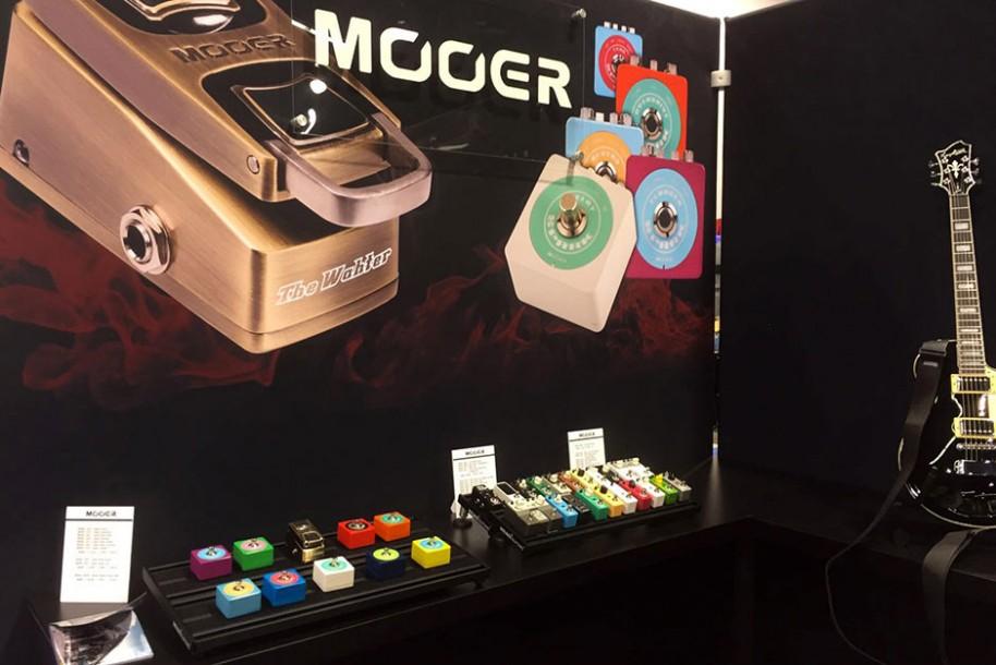 Mooer pedals - Verstility & Design | Aclam Guitars