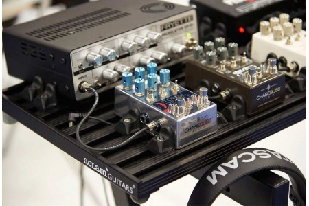 Chasebliss Audio at NAMM Show & Smart Track pedalboard | Aclam Guitars