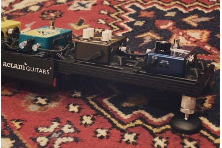 Why a pedalboard? (Part 2) | Aclam Guitars
