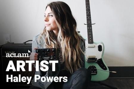 Artist Interviews: Haley Powers