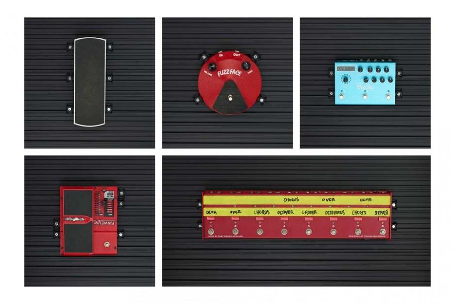 Will Smart Track fasten my pedal? | Aclam Guitars