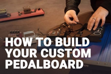 Design and build your custom pedalboard step by step | Aclam Guitars