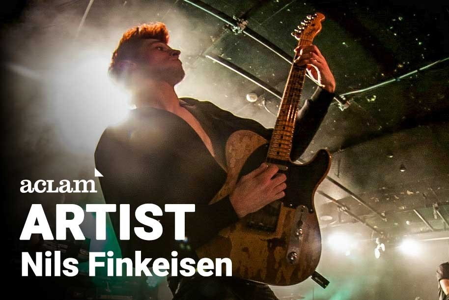 Artist interviews: Nils Finkeisen