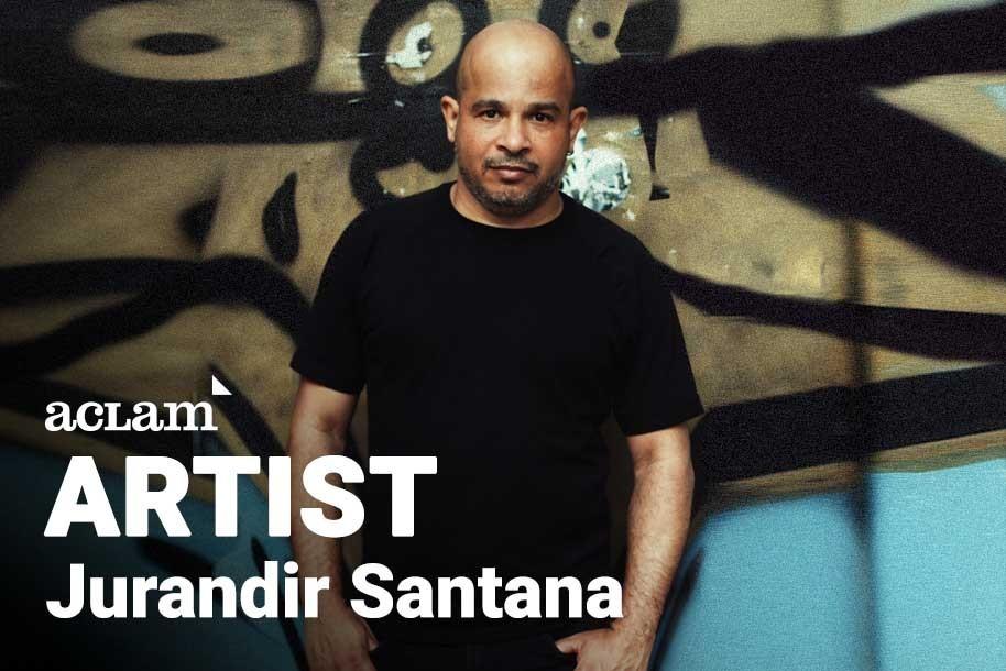 Artist Interviews: Jurandir Santana
