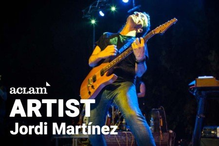 Artist Interviews: Jordi Martinez