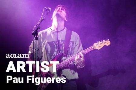 Artist Interviews: Pau Figueres