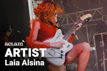 Artist Interviews: Laia Alsina Astorga