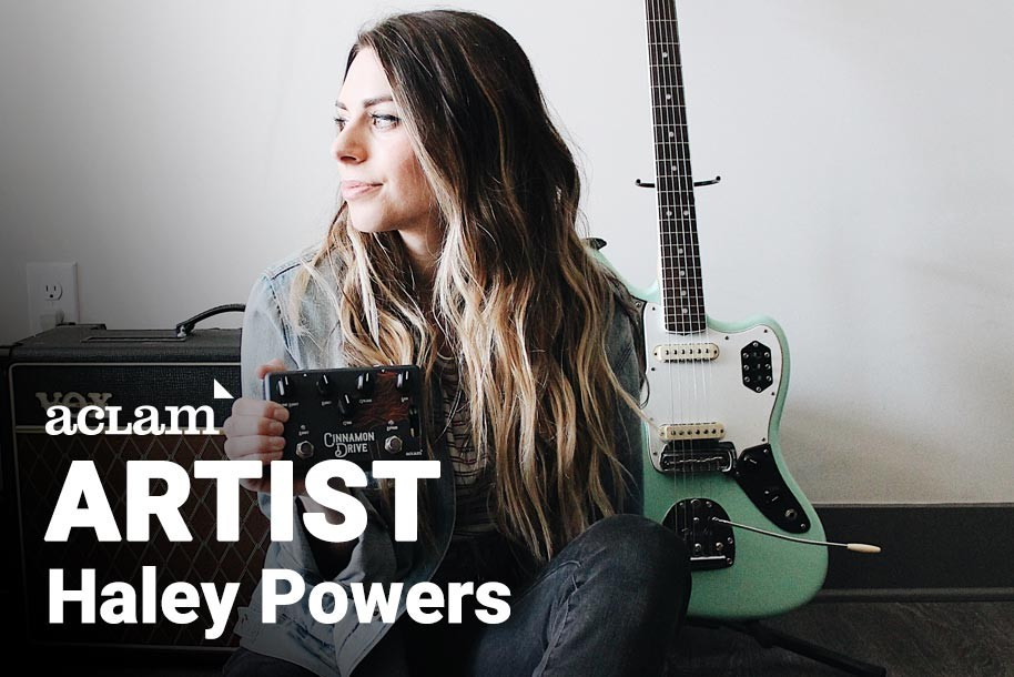 Artist Interviews: Haley Powers