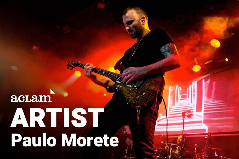 Artist Interviews: Paulo Morete