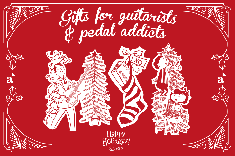 Aclam's Gift Cards: the best gift for a guitar player