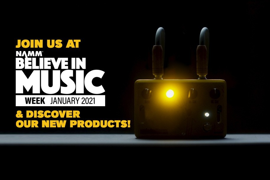 Aclam at the NAMM Believe in Music Week
