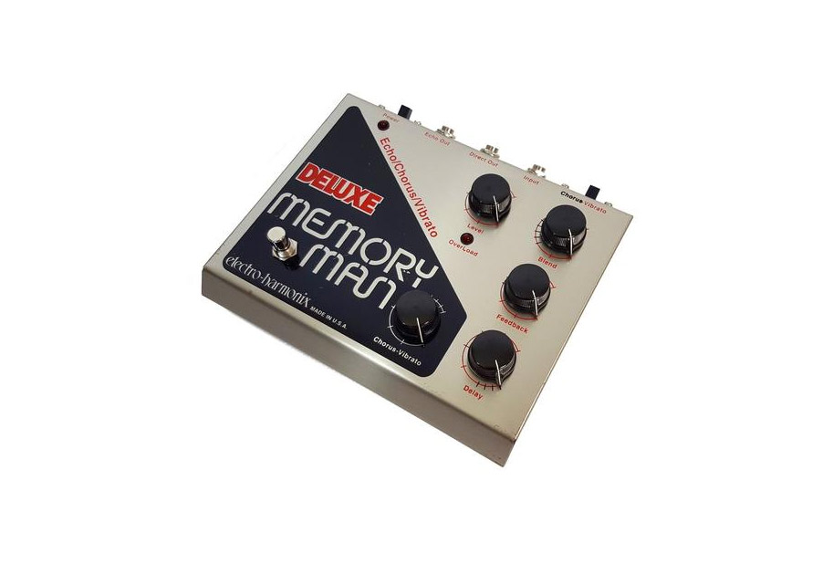 This EHX has an On switch flus the Bypass footswitch