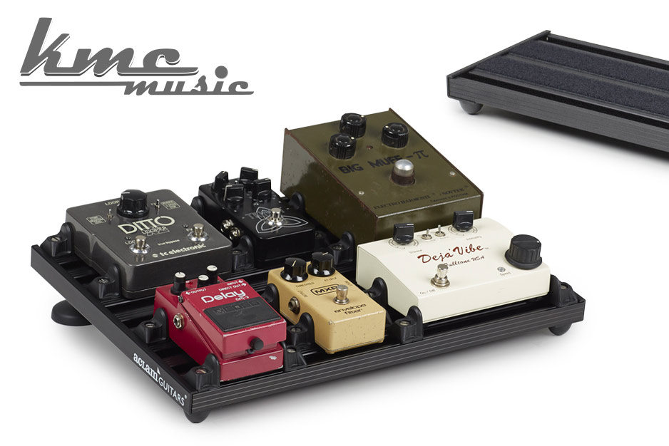 KMC Exclusive Distributor of Smart & Evo Track Pedalboard in USA
