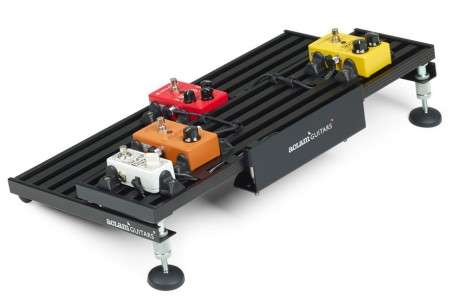 New Tidy Cables and Power Supply support for Smart and Evo Track pedalboards | Aclam Guitars