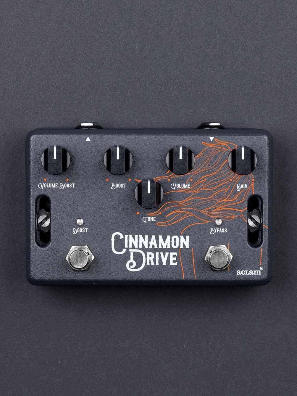 Cinnamon Drive
