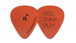 Aclam Tortex® picks .60mm