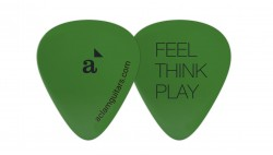 Aclam Tortex® picks .88mm