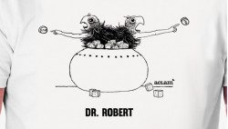 T-Shirt - Dr. Robert