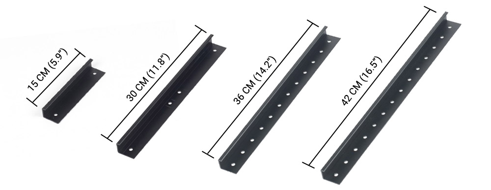 top routing sides for aclam custom pedalboards