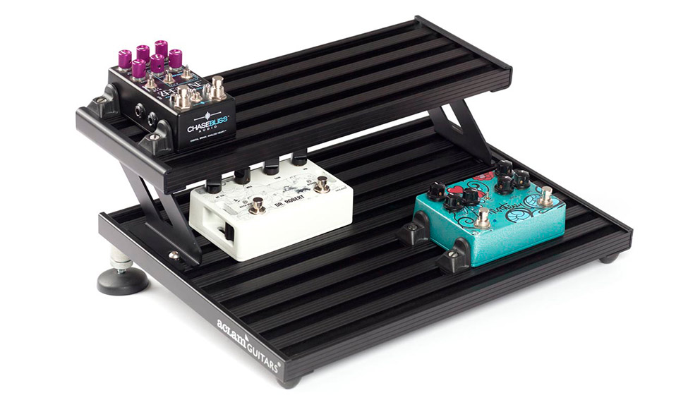 two tier pedalboard aclam
