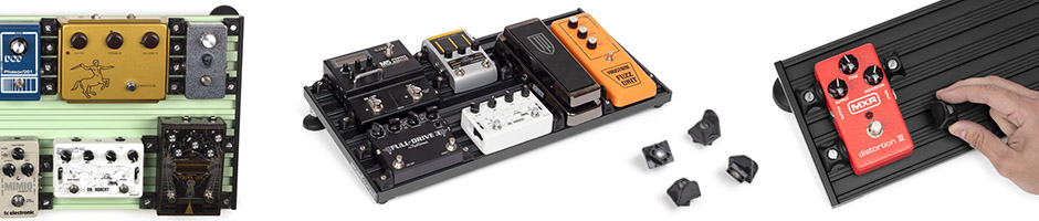 Smart Track pedalboards image Aclam Guitars