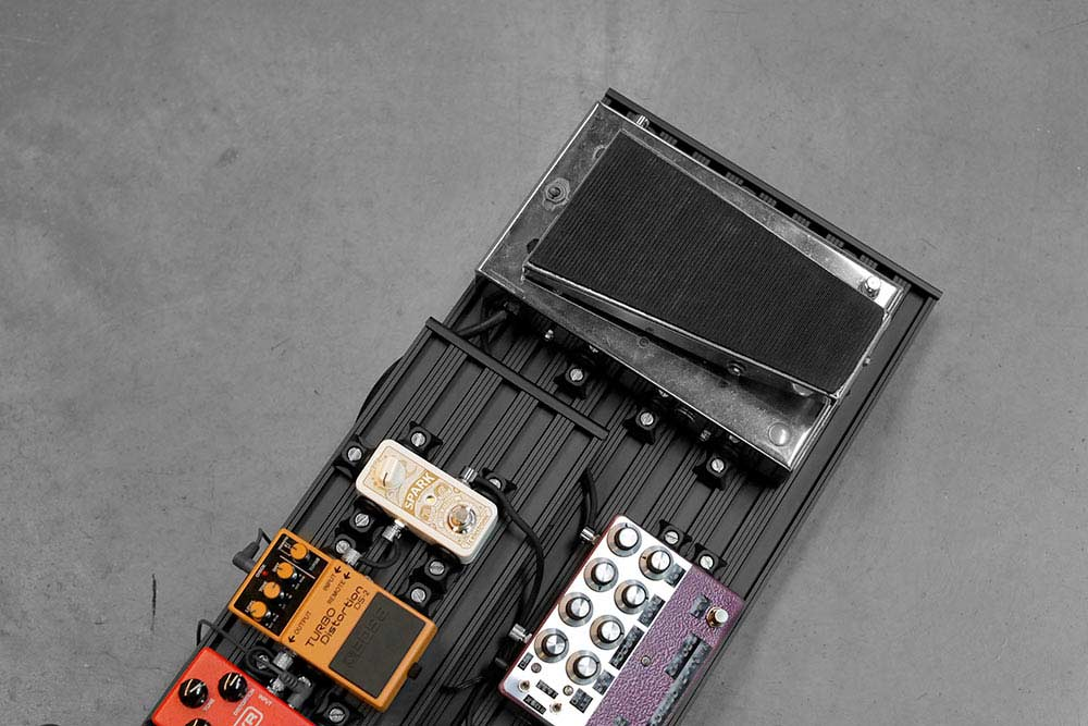 Why a pedalboard? (Part 3)