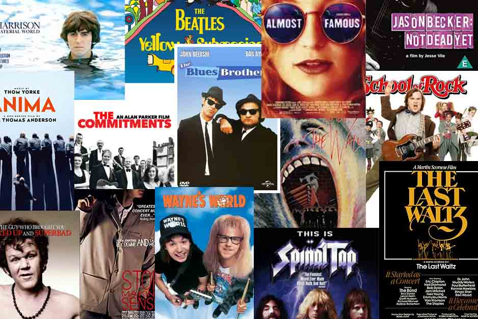 The best music movies of all times chosen by people like you | Aclam